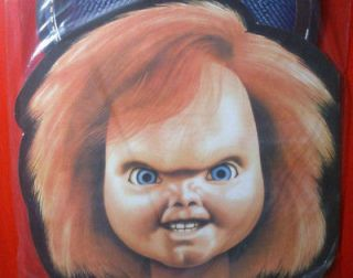 CHUCKY DOLL STANDEE POSTER LIFE SIZE CHILDS PLAY 2 MEGA RARE VINTAGE