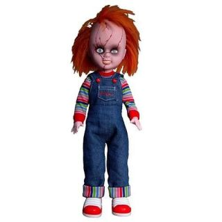 Living Dead Dolls Childs Play CHUCKY by Mezco   NEW