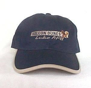 FALCON DUNES GOLF COURSE LUKE AFB* GOLF HAT CAP *IMPERIAL HEADWEAR*