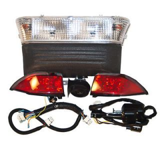 Deluxe Club Car Precedent Light Kit with Turn Signal