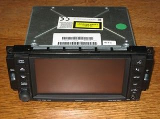 EUROPE Chrysler Dodge Jeep Mygig Navigation RHW Radio Cd HIGH Speed