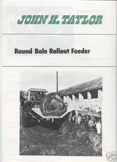 round bale feeders in Livestock Supplies