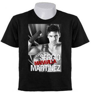 SERGIO MARAVILLA MARTINEZ Argentina PROFESSIONAL Boxing Boxer T
