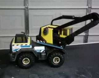 Tonka Truck Crane Machinery Toy 5000 Ton Max