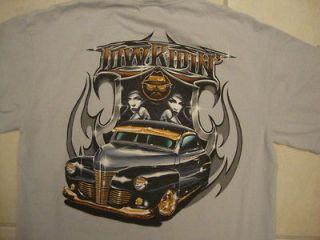 lowrider magazine shirt