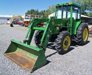 john deere farm tractors in Tractors & Farm Machinery