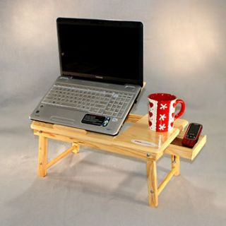 listed NEW ADJUSTABLE LEGS COMPUTER LAPTOP TABLE DESK BED TRAY DESK