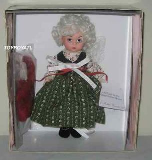 Madame Alexander Old Lady in the Gingerbread House 8 Doll NEW Boxed