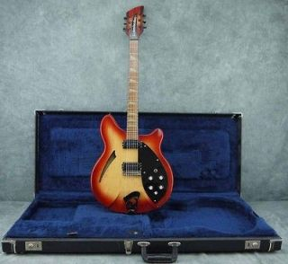 1987 Rickenbacker Model 360 Electric Guitar w/ OHSC