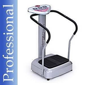 Vibration Machine Plate Platform Crazy Fit Massage Massager Crazyfit