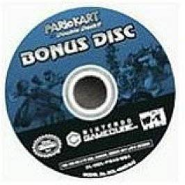 Mario Kart Double Dash Bonus Disc Special Edition GREAT Nintendo