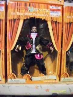 NSYNC Joey Fatone Marionette Doll