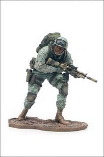 MCFARLANE USMC MARINE FORCE RECON COMBAT SERIES 1 MILITARY FIGURE MINT