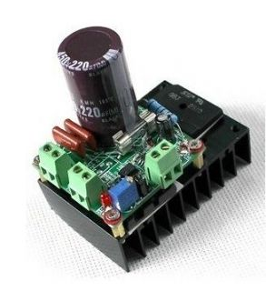 New 5V 110V Max 10A DC Motor Speed Control PWM MACH3 Speed Control