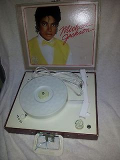 michael jackson record player in Other