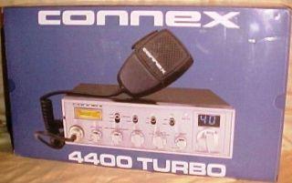 Connex CX 4400 Turbo 10 meter radio, CX4400 NEW