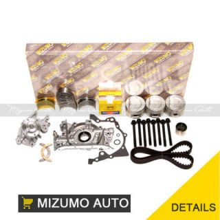 Pontiac Chevrolet GEO Metro 1.0L G10 Engine Rebuild Kit