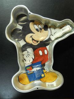 Mickey Mouse cake pans in Home & Garden