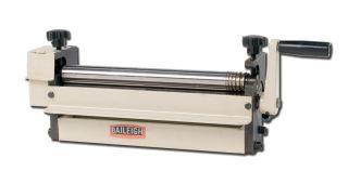 1220 Manual Slip Roll 20 Gauge Sheet Metal Ring Roller 3 Roll Bender