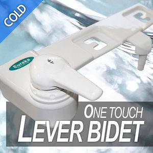 DURABLE BIDET EUREKA EB 1500C COLD Toilet hygiene Sprayer Washlet