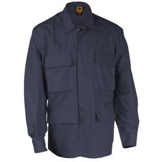 NAVY POLY / COTTON RIPSTOP BDU COATS (army military uniform jacket
