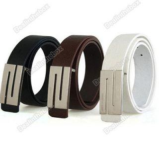 mens leather belt in Belts