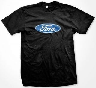 Ford Motor Company Logo Officially Licensed Car Automobile Mens T