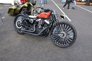 26 Inch Custom Motorcycle Wheel Rim for Harley Davidson sportster