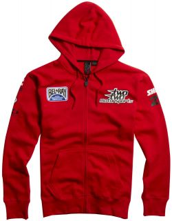 Shift MX Chad Reed Two Two Motorsport Replica Hoody Sweatshirt Red
