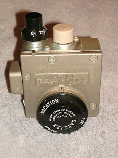 Water Heater Gas Valve  Robert Shaw  Natural Gas