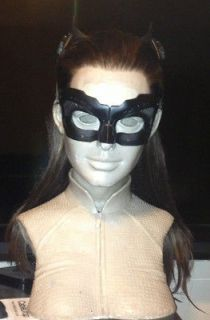 style MASK and GOGGLES costume anne hathaway Batman Dark Knight Rises