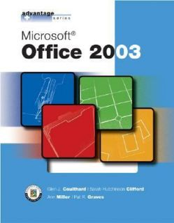 Microsoft Office 2003 by Ann Miller, Sarah Hutchinson Clifford, Glen J
