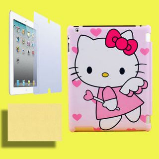 hello kitty ipad3 case in Cases, Covers, Keyboard Folios