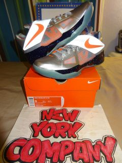Nike Zoom KD IV All Star Galaxy in Athletic