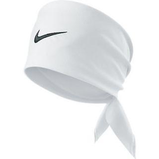 Nike Tennis Swoosh Bandana White Rafael Nadal Federer 411317 100