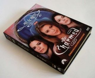 Official Chinese Release Version, Box Set, Charmed, Complete Sixth