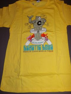 BEASTIE BOYS In The Round T Shirt **NEW tour concert band music