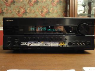 Onkyo TX SR707 7.2 Channel A/V HDMI Surround Home Theater Receiver