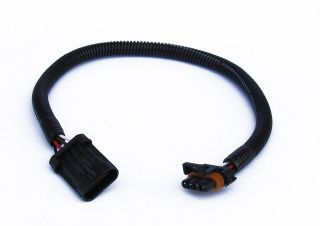 O2 EXTENSION HARNESS, OXYGEN SENSOR LT1 LS1 4 WIRE FLAT