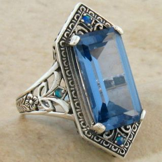 victorian opal ring in Vintage & Antique Jewelry