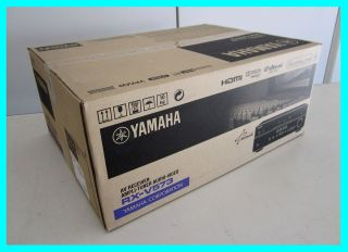 YAMAHA RX V573 ★ 7.1 CHANNEL 3D NETWORK HOME THEATER RECEIVER RXV573