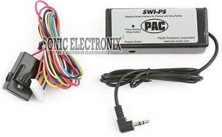 SWCPS Steering Wheel Control Interface for Select Pioneer/Sony Radios