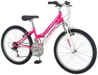 Pacific 24 Exploit Girls Front Suspension ATB Mountain Bike