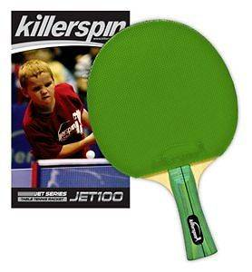 Killerspin Jet 100 Table Tennis Ping Pong Paddle
