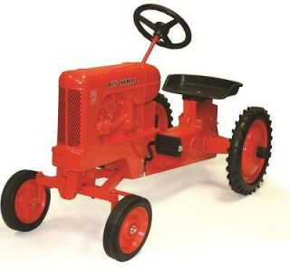 NEW Allis Chalmers WD 45 Wide Front Pedal Tractor NIB! Made In USA!