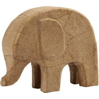 Elephant Paper Template
