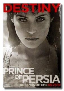 Prince Of Persia Gemma Arterton Sexy Silk Poster 32