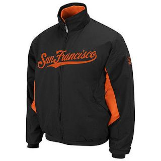 San Francisco Giants Authentic Therma Base Triple Peak Premier Jacket