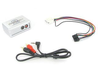 VW aux adapter lead 3.5mm jack in car radio iPod iPhone  auxiliary