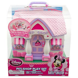 minnie mouse playset in TV, Movie & Character Toys